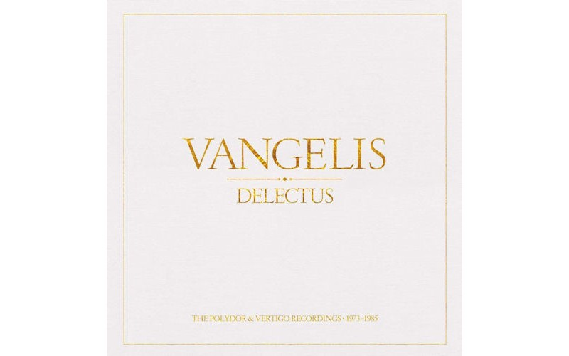 Vangelis - Delectus / The Polydor & Vertigo Recordings 1973-1985