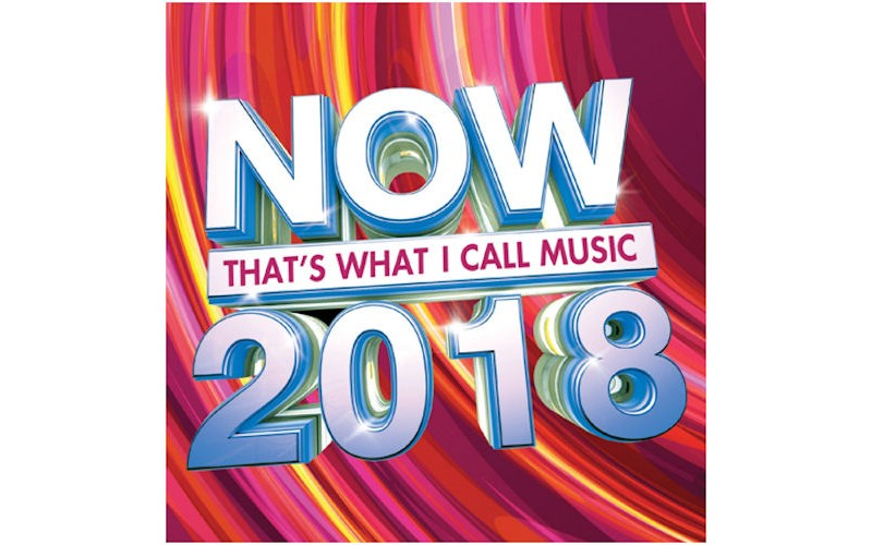 NOW That's what I call music 2018