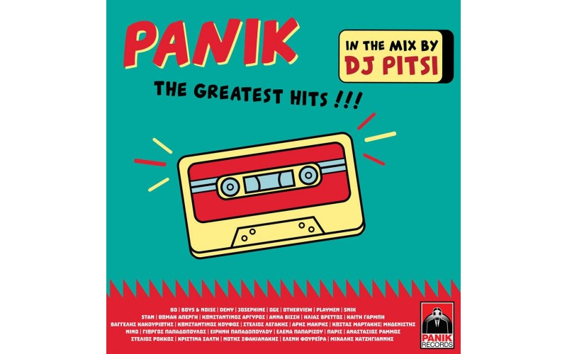 Panik The Greatest Hits / In The Mix by Dj Pitsi