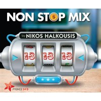 Non Stop Mix 13 by Nikos Halkousis