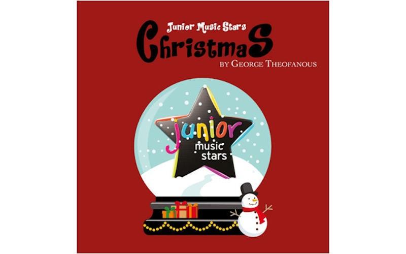 Junior Music Star Christmas by George Theofanous