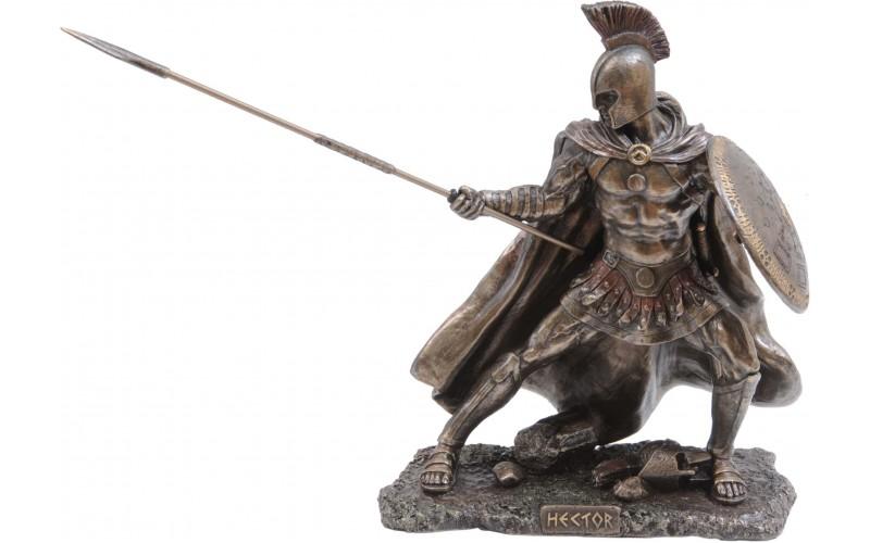 Εκτωρ Ελληνας Μυθικός Ηρωας / Πολεμιστής (Διακοσμητικό Αγαλμα)