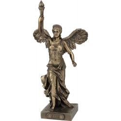 Η Νίκη με δάδα  (Διακοσμητικό μπρούτζινο άγαλμα 27,5cm)