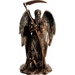 Χρόνος / Ελληνική Μυθολογία (Διακοσμητικό μπρούτζινο άγαλμα 27,5cm)