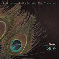 Efren Lopez / Πετράκης Στέλιος / Bijan Chemirani  - Ταώς