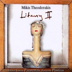 Theodorakis Mikis - Litany II