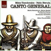 Θεοδωράκης Μίκης - Canto General