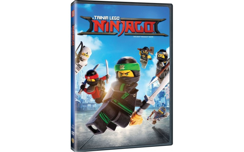 Η ταινία Lego Ninjago (The Lego Ninjago movie)
