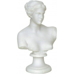 Αφροδίτη προτομή (Διακοσμητικό αλαβάστρινο άγαλμα 22cm)