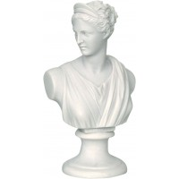 Θεά Αρτεμις (Διακοσμητικό αλαβάστρινο άγαλμα 22cm)