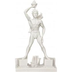 Ο Κολοσσός της Ρόδου (Αλαβάστρινο άγαλμα 30cm)