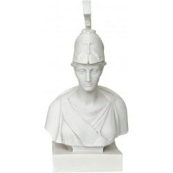 Θεά Αθηνά (Διακοσμητικό αλαβάστρινο άγαλμα προτομή 28cm)