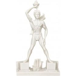 Ο Κολοσσός της Ρόδου (Αλαβάστρινο άγαλμα 39cm)