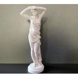 Ερωτική θεότητα  της Ελληνικής μυθολογίας (Διακοσμητικό αλαβάστρινο άγαλμα 30cm)