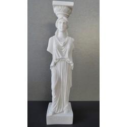 Καρυάτις (Διακοσμητικό αλαβάστρινο άγαλμα 18cm)