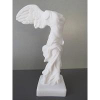 Η Νίκη της Σαμοθράκης (Διακοσμητικό αλαβάστρινο άγαλμα 19cm)