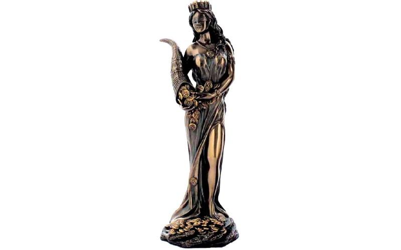 Τύχη (Διακοσμητικό άγαλμα 18.5cm)