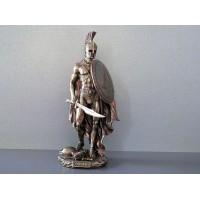 Λεωνίδας (Διακοσμητικό αλαβάστρινο άγαλμα 26 cm)