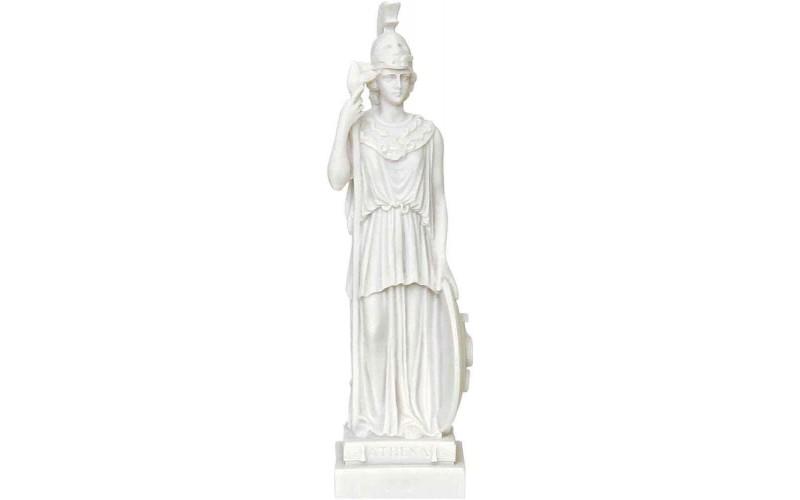 Θεά Αθηνά (Διακοσμητικό αλαβάστρινο άγαλμα 25cm)