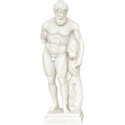 Ηρακλής και το λιοντάρι της Νεμέας (Διακοσμητικό Αγαλμα 22cm)
