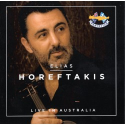 Χορευτάκης Ηλίας - Live in Australia