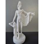 Απόλλων ο Θεός της μουσικής (Διακοσμητικό αλαβάστρινο άγαλμα 17cm)