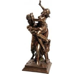 Αδης & Περσεφόνη (Μπρούτζινο άγαλμα 35,5εκ)