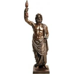 Δίας / Ζευς (Μπρούτζινο Αγαλμα 36,5εκ.)