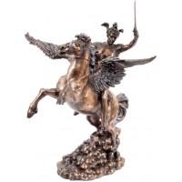 Περσέας με Πήγασο (Μπρούτζινο άγαλμα 31εκ.)