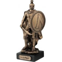 Λεωνίδας (Διακοσμητικό Μπρούτζινο Αγαλμα 12 cm)