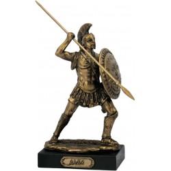 Λεωνίδας (Διακοσμητικό Μπρούτζινο Αγαλμα 12.5 cm)