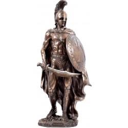 Λεωνίδας (Διακοσμητικό Μπρούτζινο Αγαλμα 33 cm)