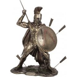 Λεωνίδας (Διακοσμητικό Μπρούτζινο Αγαλμα 50 cm)