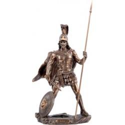Αρης θεός του πολέμου  (Μπρούτζινο άγαλμα 33cm / 12.99in)