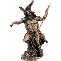 Δίας / Ζευς (Μπρούτζινο Αγαλμα 23εκ.)