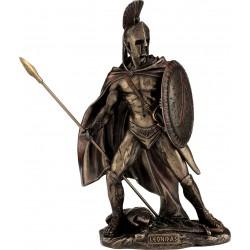Λεωνίδας (Διακοσμητικό Μπρούζτινο Αγαλμα 25 cm)