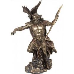Δίας / Ζευς (Μπρούτζινο Αγαλμα 50εκ.)