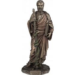 Ιπποκράτης (Διακοσμητικό μπρούτζινο άγαλμα 26.5cm)