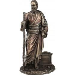 Σωκράτης (Διακοσμητικό μπρούτζινο άγαλμα 30cm)