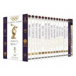 The Official Olympic Games 1948 - 2000 16 DVD Official Review