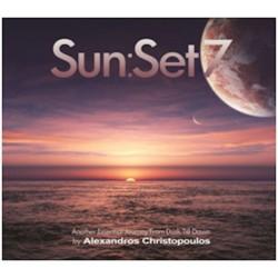 Sun:Set 7 By Alexandros Christopoulos