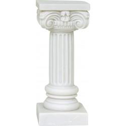 Αρχαία Κορινθιακή κολώνα (Αλαβάστρινο άγαλμα 17cm)