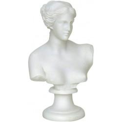 Αφροδίτη της Μήλου προτομή (Αλαβάστρινο άγαλμα 30cm)