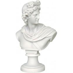 Απόλλων ο Θεός της μουσικής (Αλαβάστρινο άγαλμα 31cm)
