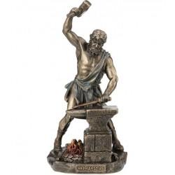 Θεός Ηφαιστος (Μπρούτζινο Αγαλμα 28cm)