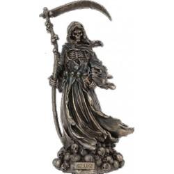 Χάρος με δρεπάνι (Μπρούτζινο άγαλμα 31εκ.)