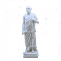 Σωκράτης (Αλαβάστρινο άγαλμα 30εκ)