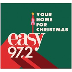 Easy 97,2 Your Home For Christmas