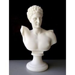 Ερμής (Διακοσμητικό αλαβάστρινο άγαλμα 22cm)