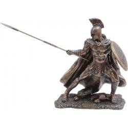 Εκτωρ Ελληνας Μυθικός Ηρωας / Πολεμιστής (Μπρούτζινο Αγαλμα 12.5cm)
